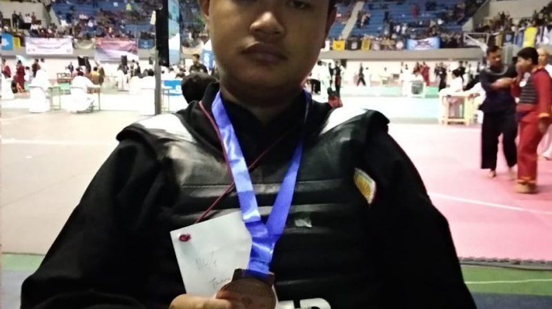 Siswa SMP IT Masjid Syuhada Meraih Medali Emas dalam Turnamen Pencak Silat Yogyakarta Championship 4