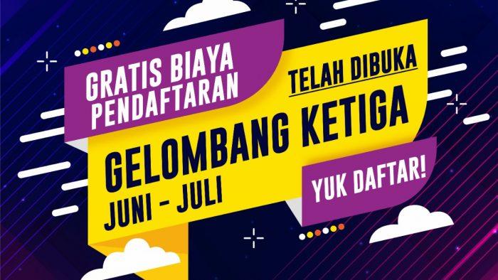 PPDB Gelombang 3 (Online) SMP IT Masjid Syuhada Tahun Ajaran 2020/2021