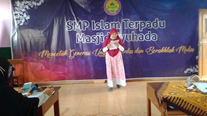 Lomba MTQ Internal Peringatan Maulid Nabi Muhammad SAW 1442 H